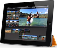 iMove on iPad good enough for video editing?